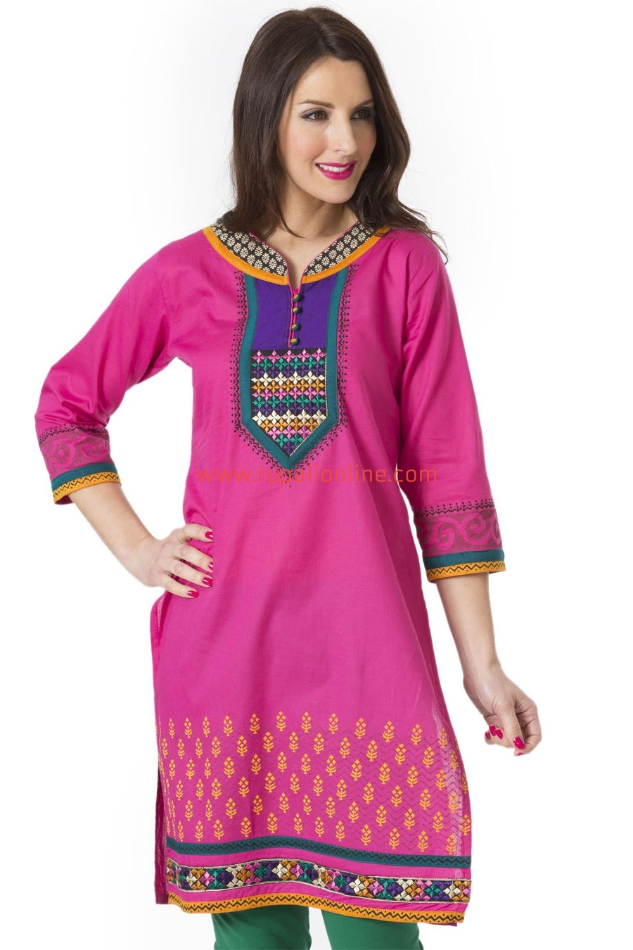56744d538 Buy an excelent range of Asian Womens kurtis, Salwar Kameez, Churidar and  Trouser Suits. Kaftans, Bridal Saree, Asian womens Clothes from rupali ...